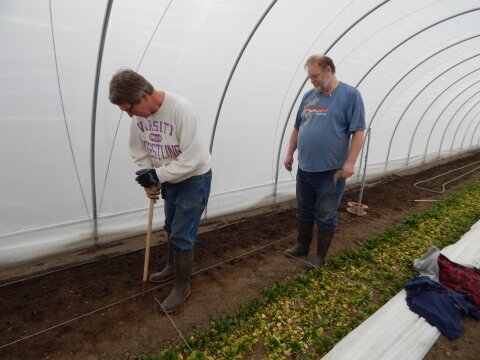 Hawkins Family Farm and Hope CSA