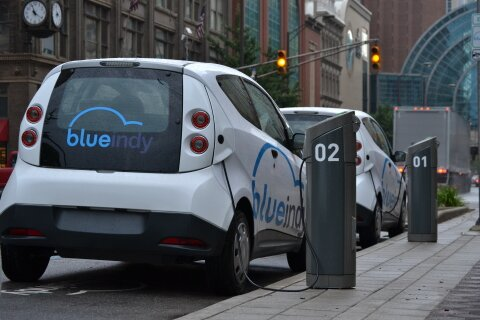 Electric Car Share in Indianapolis